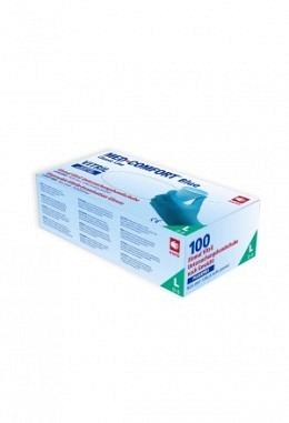 Med-Comfort Vitril Blau M