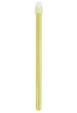 Speichelsauger 145mm Gelb