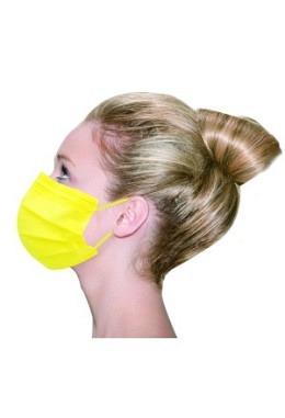 Vivid Colored Maske TYP IIR Gelb