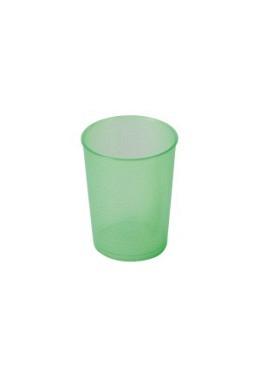Mehrwegbecher Kunststoff 250ml Grün